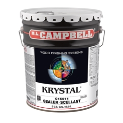 M.L. Campbell C156.11.5 Krystal Sealer (Post-Catalyzed) Non-Yellowing