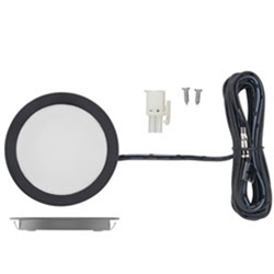 3W 3K BLACK LED METAL POCKIT LHT