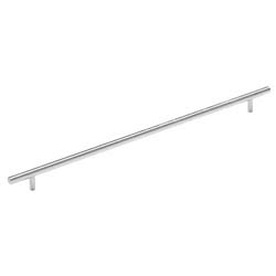 Amerock BP19015CS-G9 Bar Pulls Collection Pull - 416mm - Sterling Nickel