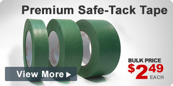 Premium Safe Tack Adhesive Tapes