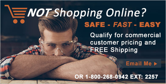 Ordering Online: Safe - Fast - Easy