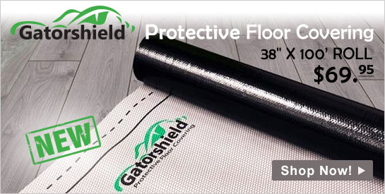 Gatorshield Protective Floor Covering