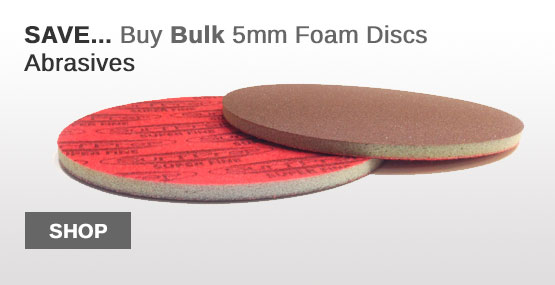 SurfPrep 5mm Foam Discs